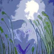 Windsitter Mystical Breeze Art Print
