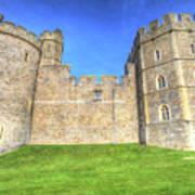 Windsor Castle Art Print