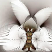 Wings In Motion Art Print