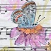 Wings V Art Print