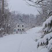 Winter 2010 Art Print