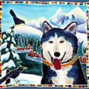 Winter Fun Art Print