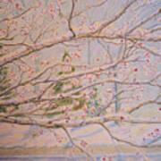 Winter In Eden Park Art Print