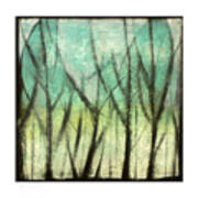 Winter Into Spring Art Print