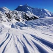 Winter Mount Shuksan Art Print