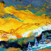Winter Solstice Iv Art Print