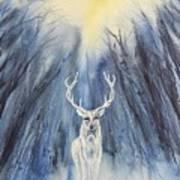 Winter Solstice - Yule Art Print