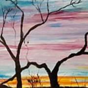 Winter Sunrise                    74 Art Print