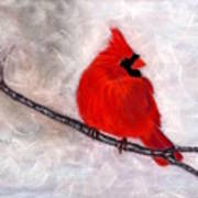 Winter Watch Art Print