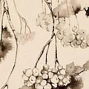 Winterberries Art Print