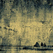 Winters Silence Art Print