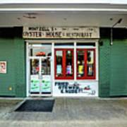 Wintzells Front Door In Mobile Alabama Art Print