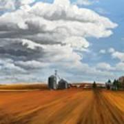 Wirick's Farm Art Print