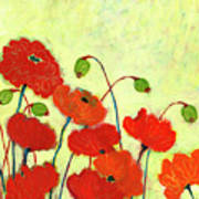 Wishful Blooming Art Print