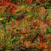 Wisps Of Autumn Art Print