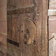 Witches Bite Door Heidelberg Castle Art Print