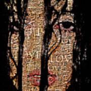 With Love.. Art Print