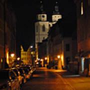 Wittenberg Night Art Print