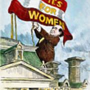 W.j. Bryan Cartoon, C1915 Art Print