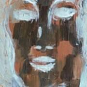 Woddwoman Art Print