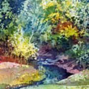 Wolf Pen Creek Art Print
