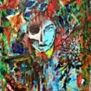 Wolfey Me Art Print