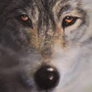 Wolfrick Art Print