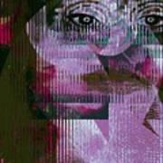 Woman - Art And Theory Art Print