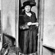 Woman: Voting, 1920 Art Print