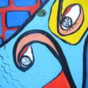 Woman13 Art Print