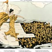 Womens Suffrage, 1915 Art Print