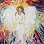 Wonderful Angel Art Print
