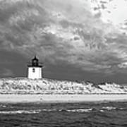 Wood End Lighthouse Provincetown Art Print