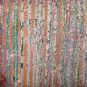 Wood No 5 Art Print