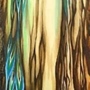 Wood On The Inside Art Print