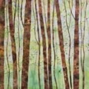 Woodland Spring Art Print