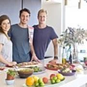 Workplace Nutrition Programs Sydney Art Print