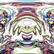 World At Peace Art Print