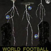 World Football Member Art Print by Eric Kempson