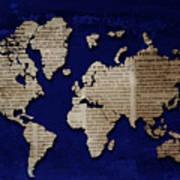 World News Art Print