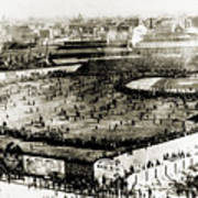 World Series, 1903 Art Print