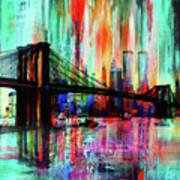World Trade Center 01 Art Print