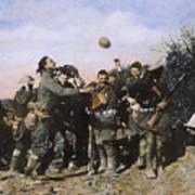 World War I: Armistice Art Print