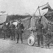 World War I: Aviators, 1914 Art Print