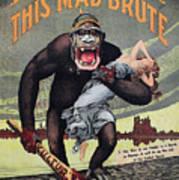 World War I: Recruitment Art Print by Granger
