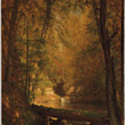 Worthington Whittredge Art Print