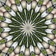 Woven Circle Art Print