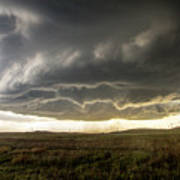 Wray Colorado Tornado 021 Art Print