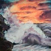 Wrightsville Beach North Carolina Art Print