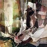 Ws1976ny003 Transparencia 18.5x23.5 Art Print